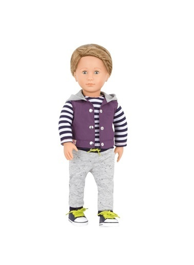 Our Generation Our Generation Rafael Erkek Oyuncak Bebek 46 cm Renkli